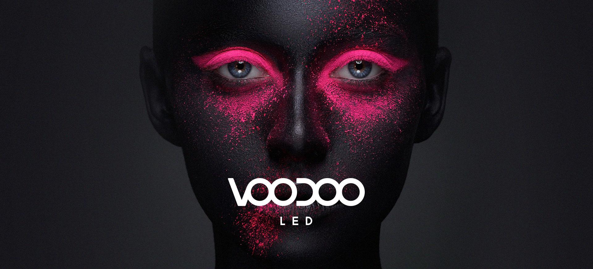 VooDooLed - nasz klient - projekty EMENEM studio
